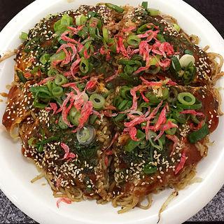 肉玉そば(ゴン太です )