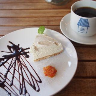 モーモーの濃厚生クリームチーズケーキ