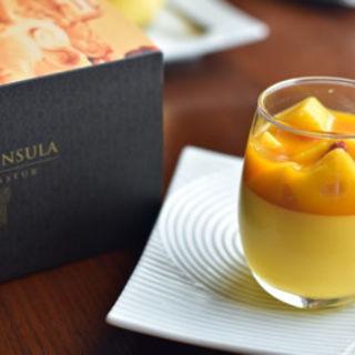 マンゴープリン(ザ・ペニンシュラ ブティック&カフェ (ザ・ペニンシュラ東京 BOUTIQUE & CAFE))