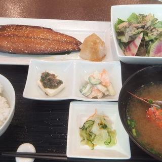 干物定食(No.13cafe )