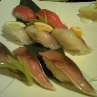 寿司盛り合わせ(さかなや本舗 )