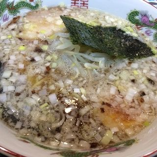 醤油ラーメン(ササラ )