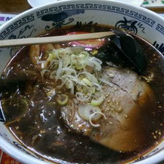 ネギラーメン(さっぽろ桃園 千歳駅前店)