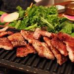 15種野菜サムギョプサル食べ放題