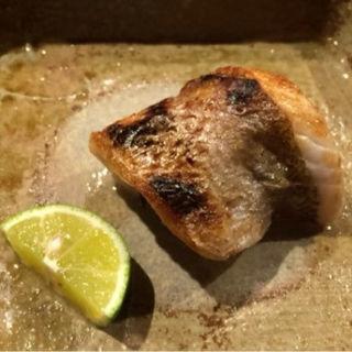 ノドグロの塩焼き(さんろくぼう )