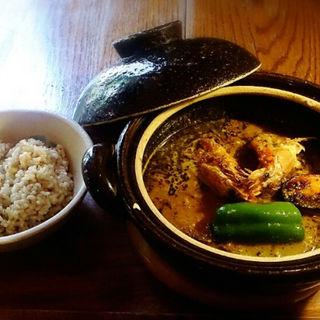 石鍋スープカレー(ジーカフェ (G-cafe))