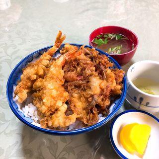 天丼・中(八ツ手屋 (やつでや))