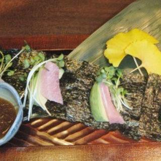 炙り大トロとアボカドの海苔巻き(ジゴロ 御茶ノ水店 )