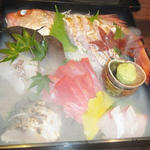 鮮魚の宝石箱
