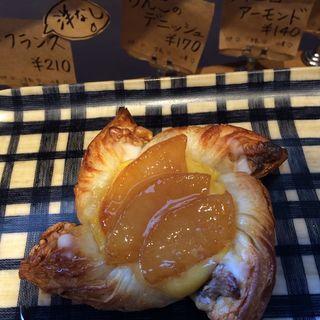 デニッシュパン(シダーローズ(Cedar Rose))
