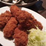 カキフライ(4ピース)