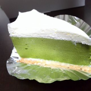 抹茶チーズケーキ(シュン)