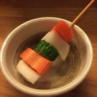 漬物串(シロマル。 )