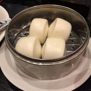 蒸しパン(シンガポールシーフードリパブリック )