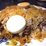 ビリヤニセット(シンズキッチン (Singh's Kitchen))