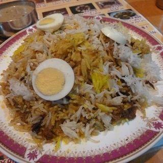 マトンビリヤニ(シンズキッチン (Singh's Kitchen))