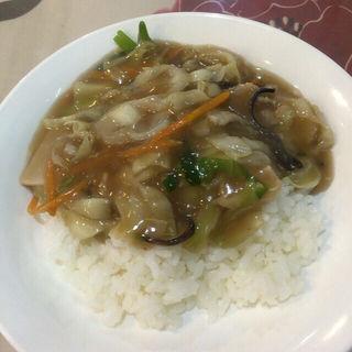 中華丼(しん嘉 )