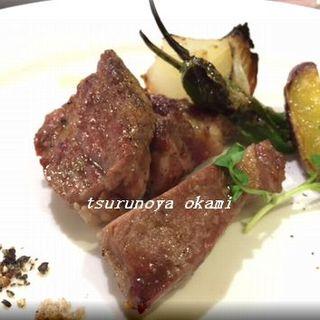 あぐー豚の炭火焼(スペイン炭火焼料理 エル フォゴン (EL FOGON))