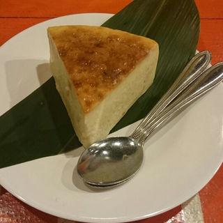 バナナチーズケーキ(タイ屋台 999)