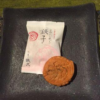 まめたい焼き・鉄子(ねんりん家 大丸東京店 (nenrinya ネンリンヤ))