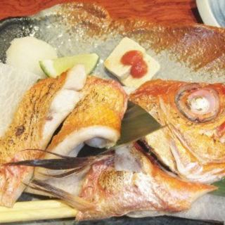 キンメの塩焼き(だしや 渋谷宮益坂 )