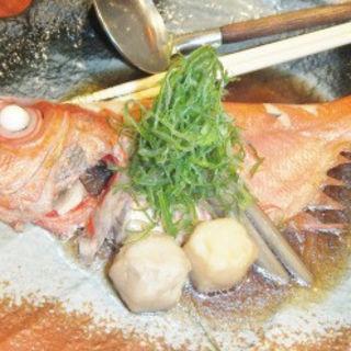 キンメの煮付け(だしや 渋谷宮益坂 )
