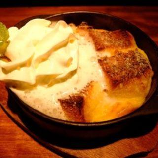 石窯焼きフレンチトースト(タムタム)