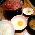 牛鍋スキヤキ