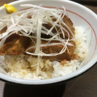 特上角煮丼(つけ麺一燈 (ツケメンイットウ))