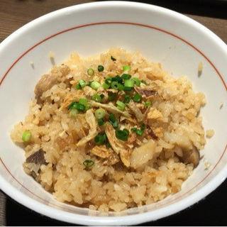 豚骨ライス(つけ麺一燈 (ツケメンイットウ))