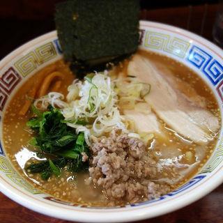 味噌ラーメン(つけ麺目黒屋 )