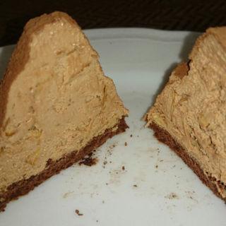 チョコレートケーキ(ティカール バイ カカオマス (TIKAL by Cacao en Masse))