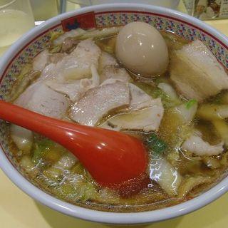小チャーシュー煮玉子ラーメン(どうとんぼり神座 ルクア大阪店 (かむくら))