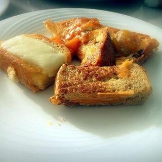 2種のフレンチトースト(トップ)