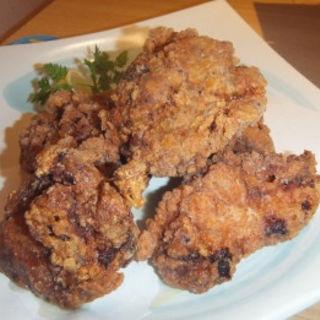 鶏の塩麹唐揚げ(ととどり (~魚鶏~))