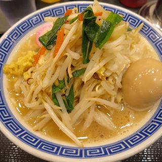 味玉タンメン(トナリ 東京駅東京ラーメンストリート店 )