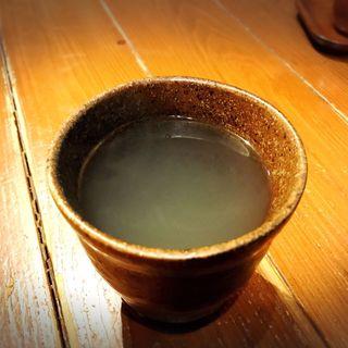 粋  蕎  十割そば焼酎(手打ち蕎麦 慈玄)