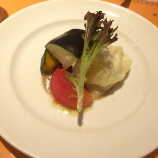 お野菜のバーニャカウダ(トラットリア タンタボッカ (trattoria Tanta Bocca))