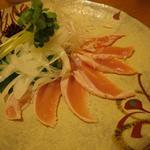 久米島赤鶏のたたき
