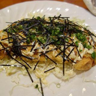 納豆オムレツ(なか川 )