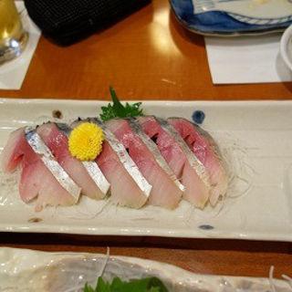 鯖刺身(なか川 )