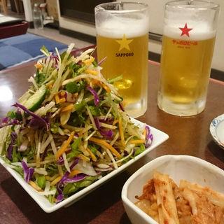 野菜サラダ(なか松 (なかまつ))