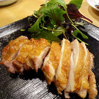 鶏の炭火焼き(なごみ月 )