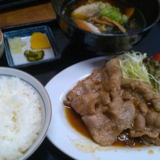 焼き肉定食(にく友食堂 )