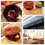 CHERRY BURGER - チェリーバーガー(バーガーマニア 恵比寿店 (Burger Mania))
