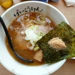 鮭節ラーメン(醤油)