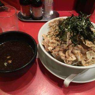ダブルかつ定食(パセリ )