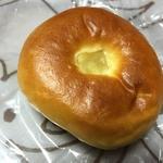 季節の餡パン(紅東のスイートポテト)
