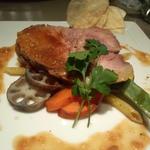 豚ロース肉ロースト オリジナルオリエンタルソース