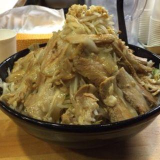 メガ盛りチキンテキご飯 (ハツヒスタンド 八事店 )
